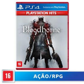 Jogo para PS4 Bloodborne Hits - Sony