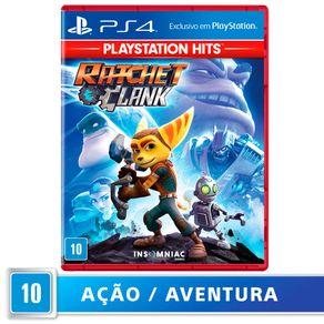 Jogo para PS4 Ratchet And Clank Hits - Sony