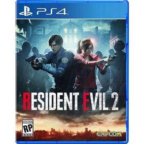 Jogo para PS4 Resident Evil 2 - Capcom