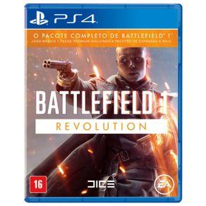 Jogo para PS4 Battlefield 1 Revolution - EA