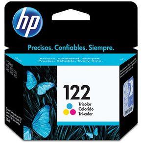 Cartucho de Tinta 122 Tricolor CH562HB Hp