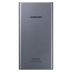 Carregador Portatil Super Rapido USB-C 10000 mAh 25W Prata Samsung