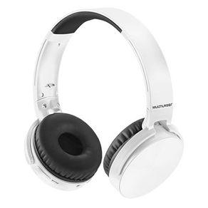 Fone de Ouvido Headphone Premium Bluetooth PH265 Branco Multilaser