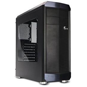Gabinete ATX   Environ XT-GMR1  Preto Xtech