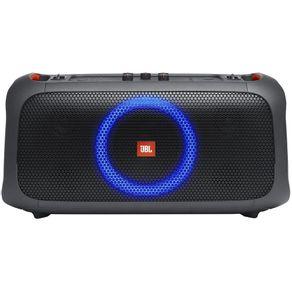 Caixa de Som Portatil Party Box On The Go Bluetooth JBL