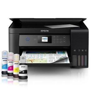 Impressora Multifuncional EcoTank L4160 Duplex WiFi Colorida Epson