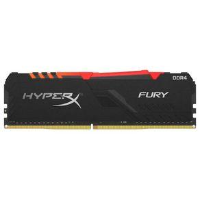 Memoria Ram para Desktop Fury RGB 8GB DDR4 3200Mhz HyperX