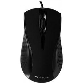 Mouse USB Maxi MS-0022 Preto Argom