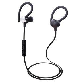 Fone de ouvido Intra Auricular Ultimate Sound ARG-HS-2050BK Bluetooth Preto Argom