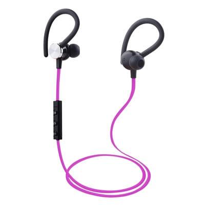 Fone de ouvido Intra Auricular Ultimate Sound ARG-HS-2050PK Bluetooth Rosa Argom
