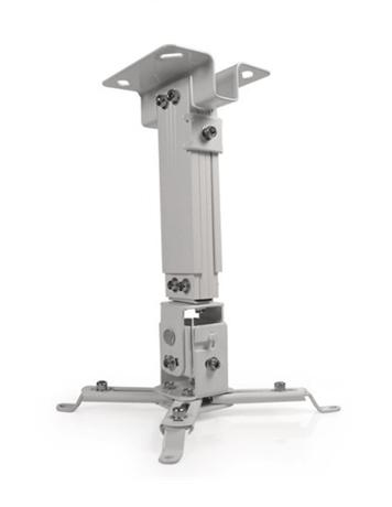 Suporte de Teto para Projetor KPM-580W Branco Klip Xtreme