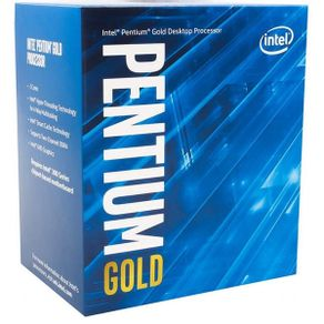 Processador Intel Pentium Gold G5420 (LGA 1151) 3.80 GHz, 8 Ger, Cache 4MB BX80684G5420 Intel