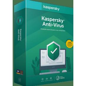 Kaspersky Anti-Virus 1 Usuario 1 Ano