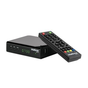 Conversor e Gravador Digital HDTV CD 730 Preto Intelbras