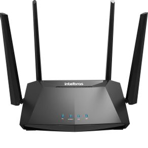 Roteador Wireless AC 1200Mbps Dual Band Action RG 1200  Intelbras