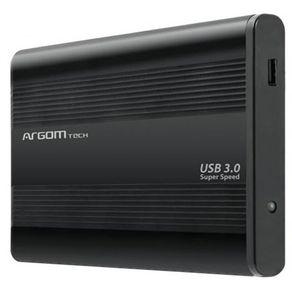 "Case para HD SATA 2.5"" USB 3.0 Preto ARG-AC-1033 Argom"