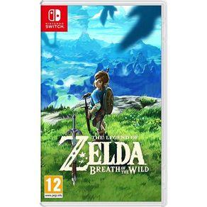 Jogo para Nintendo Switch Legend of Zelda: Breath of the Wild - Nintendo