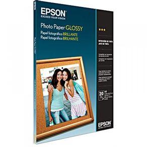 Papel Fotografico A4 200G 20FLS Epson
