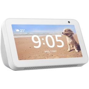Dispositivo Smart Home Echo Show 5 Alexa Branco Amazon
