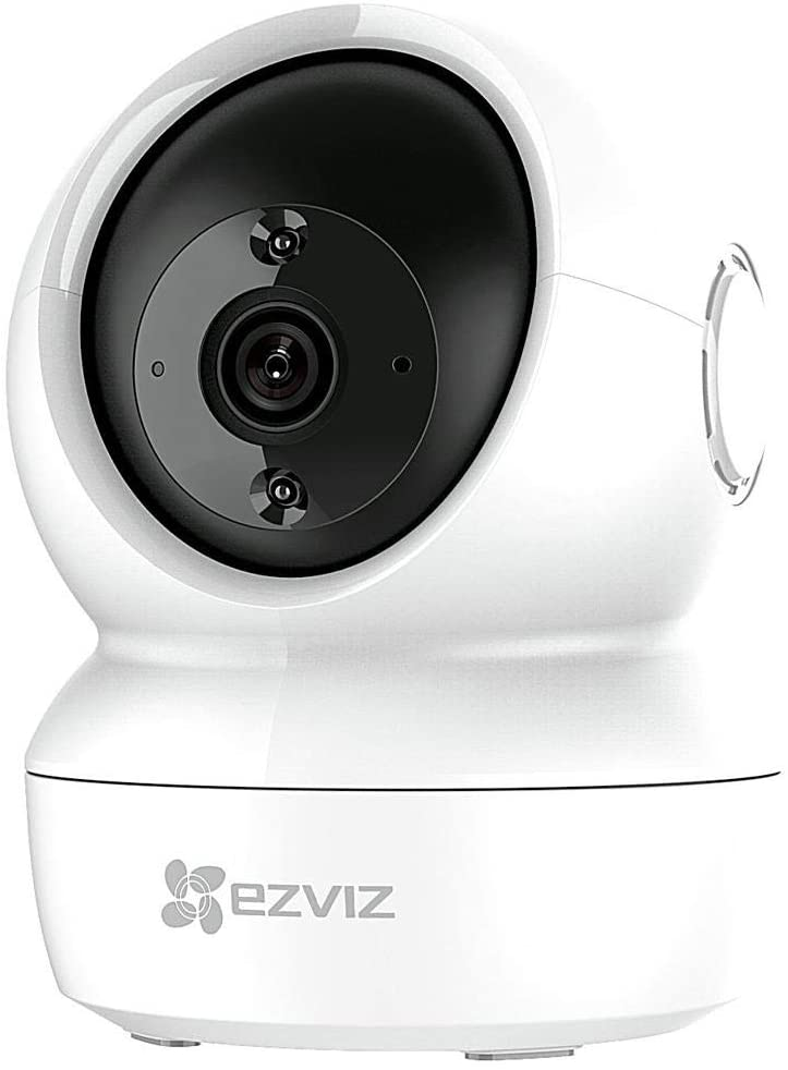 Camera Interna WIFI FHD 1080P 360 graus C6N Branca Ezviz