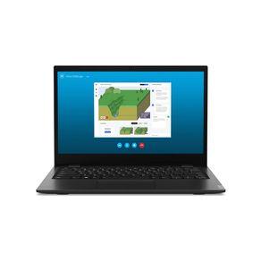 "Notebook 14W AMD A6-9220C 1.8 4GB 64eMMC 14"" Windows 10 Preto Lenovo"