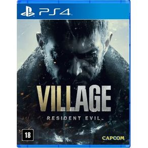 Jogo para PS4 Resident Evil Village - Capcom