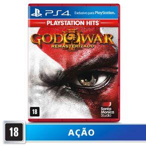 Jogo para PS4 God Of War III Remasterizado Hits - Sony