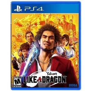 Jogo para PS4 Yakuza: Like A Dragon - SEGA