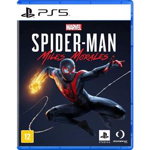 Jogo para PS5 Spider Man: Miles Morales - Sony