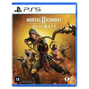 Jogo para PS5 Mortal Kombat 11 Ultimate - Warner