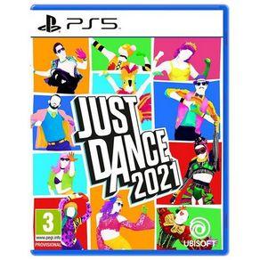 Jogo para PS5 Just Dance 21 - Ubisoft