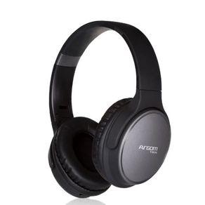 Fone de Ouvido Headset Bluetooth Sound Confort Pro Preto Argom