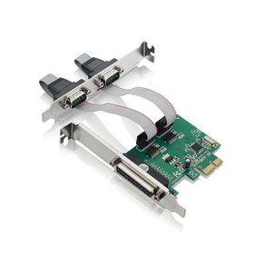 Placa PCI-E GA128 3 Portas Multilaser