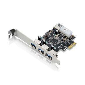 Placa PCI-E USB 3.0 GA130 4 PORTAS Multilaser