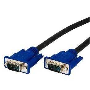 Cabo de Video Monitor VGA Macho M/M 7.5M Argom