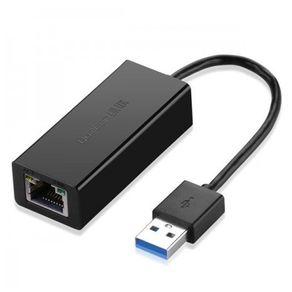 Adaptador USB 3.0 para RJ45 Preto CR111 Ugreen