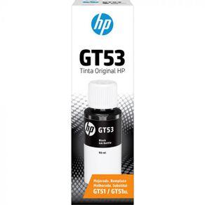 Garrafa de Tinta GT53 Preto HP
