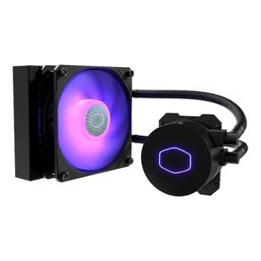 Cooler Hydro para Processador Lite 120mm V2 RGB Cooler Master