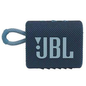 Caixa de Som Portatil GO 3 Bluetooth 4.2W Azul JBL