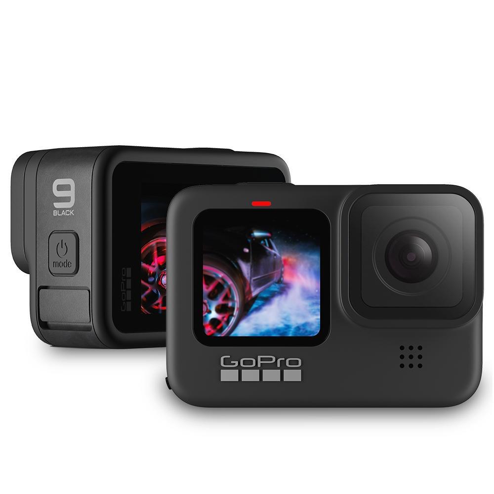 Filmadora Digital Hero 9 Black 20MP, 5K, Transmissao Ao Vivo em 1080p, Webcam, Hypersmooth 3.0 - GoPro