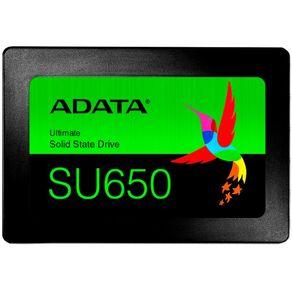 """SSD Interno 2.5"""" SU650 120GB Sata Adata"""