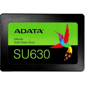 """SSD Interno 2.5"""" Sata 480GB SU630 ADATA"""