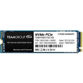 SSD Interno M.2 NVMe 1TB MP33 TeamGroup