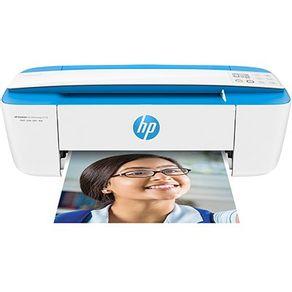 Impressora Multifuncional Deskjet Ink 3776 Wifi Colorida HP
