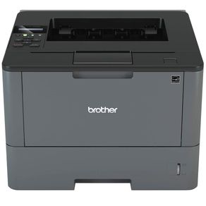 Impressora Laser HL-L5102DW Wifi Duplex Mono Brother