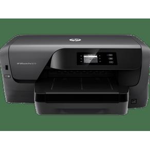 Impressora Office Jet Pro 8210 WiFi Colorida HP
