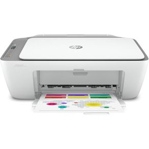 Impressora Multifuncional Deskjet Ink 2776 Wifi Colorida HP