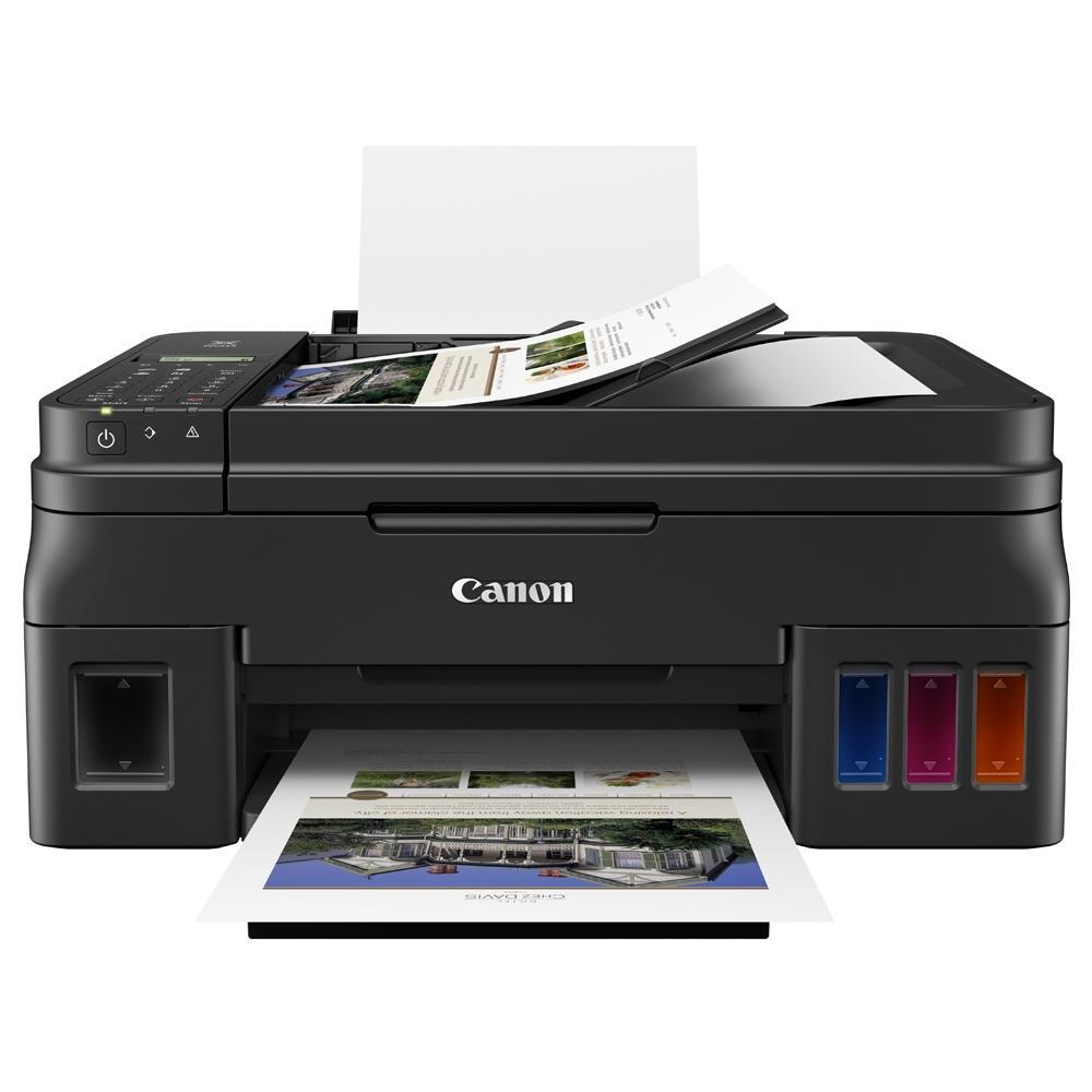 Impressora Multifuncional Mega Tanque G4111 Wifi Colorida Canon