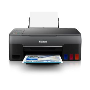 Impressora Multifuncional Mega Tank G3160 Colorida Canon