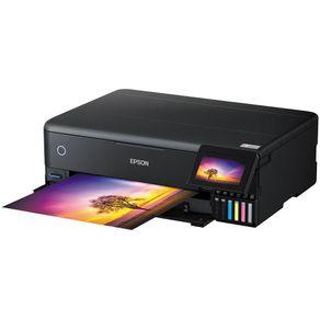 Impressora EcoTank L8180 AIO A3 Multifuncional Colorida Epson